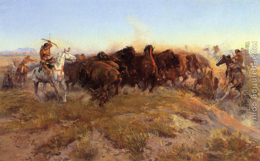 Charles Marion Russell : The Surround