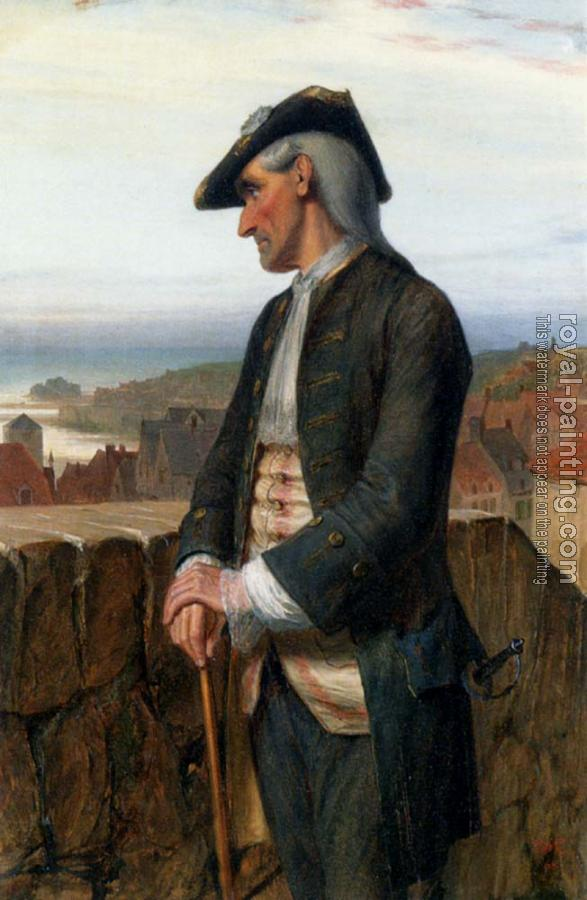 Charles Sillem Lidderdale : The Exiled Jacobite