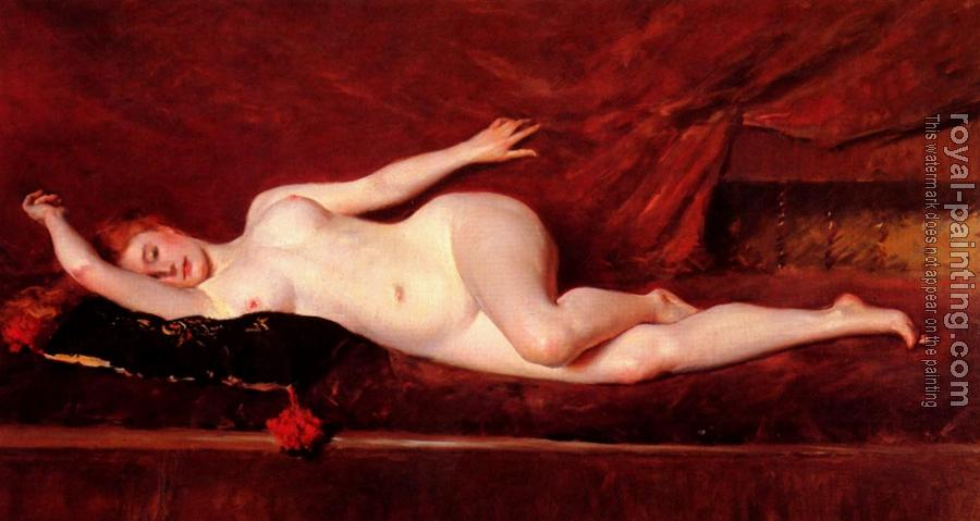William Merritt Chase : A Study In Curves