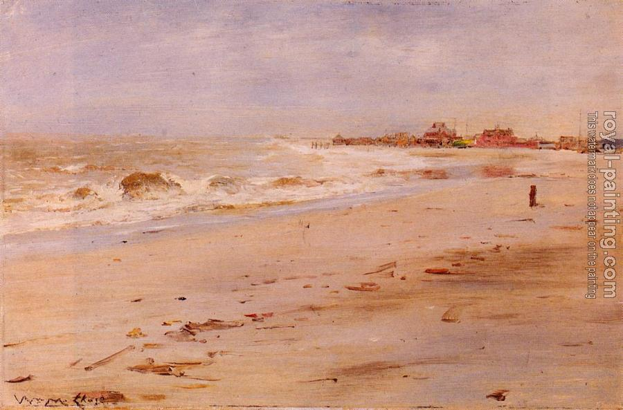 William Merritt Chase : Coastal View
