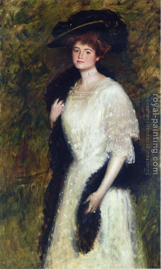 William Merritt Chase : Ms. Helen Dixon