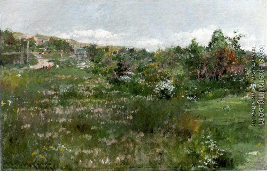 William Merritt Chase : Shinnecock Landscape II