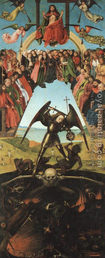 Petrus Christus : The Last Judgement