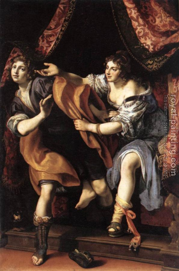 Cigoli : Joseph and Potiphar's Wife