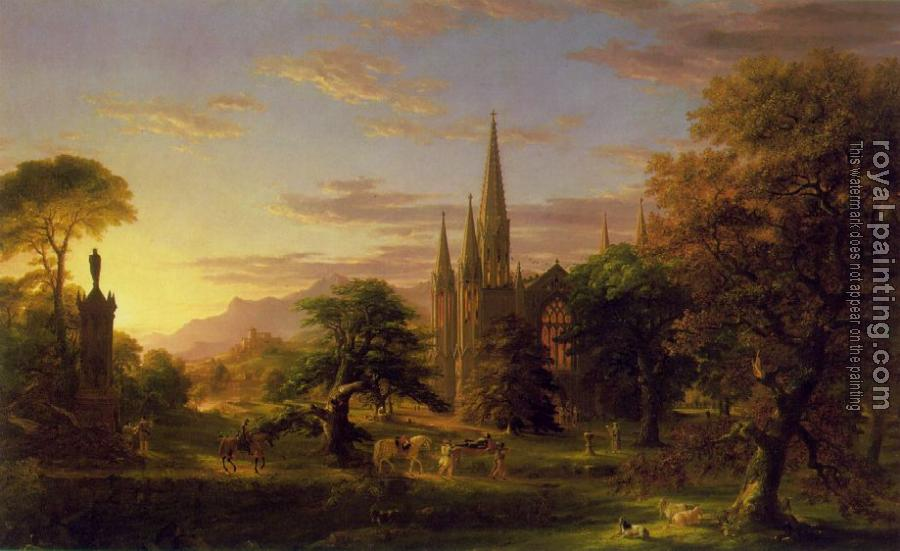 Thomas Cole : The Return