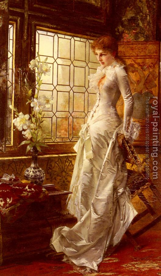 Conrad Kiesel : At The Window