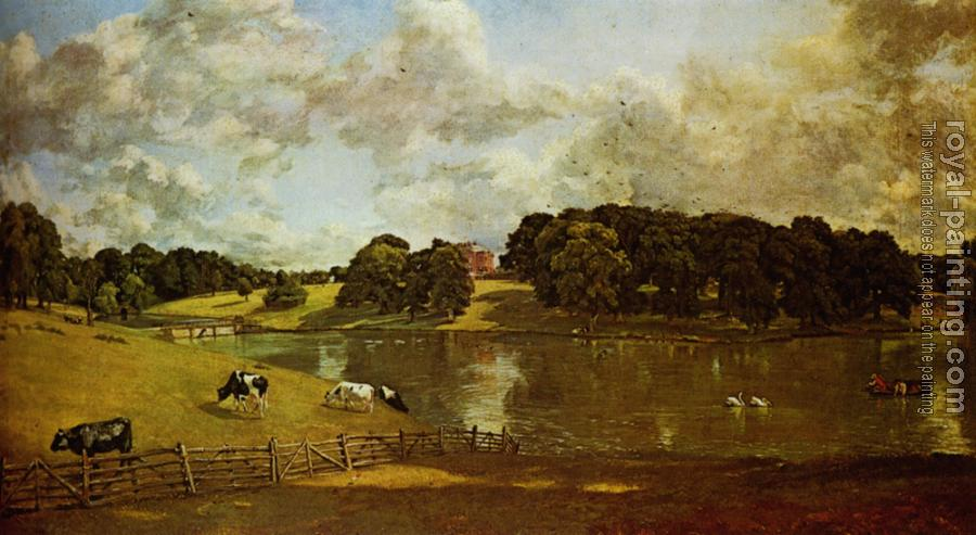 John Constable : Wivenhoe Park, Essex