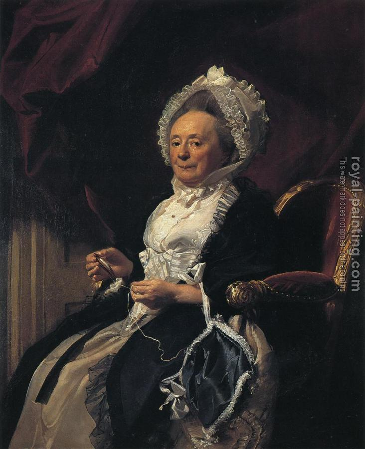 John Singleton Copley : Mrs. Seymour Fort