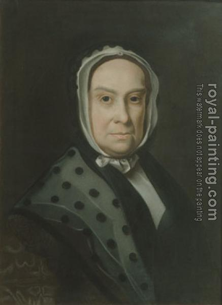 John Singleton Copley : Mrs. Ebenezer Storer (Mary Edwards)