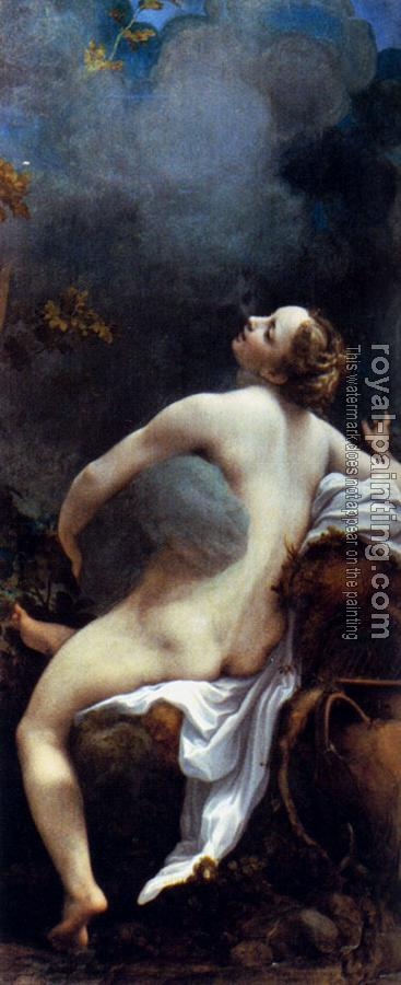 Correggio : Jupiter and Io