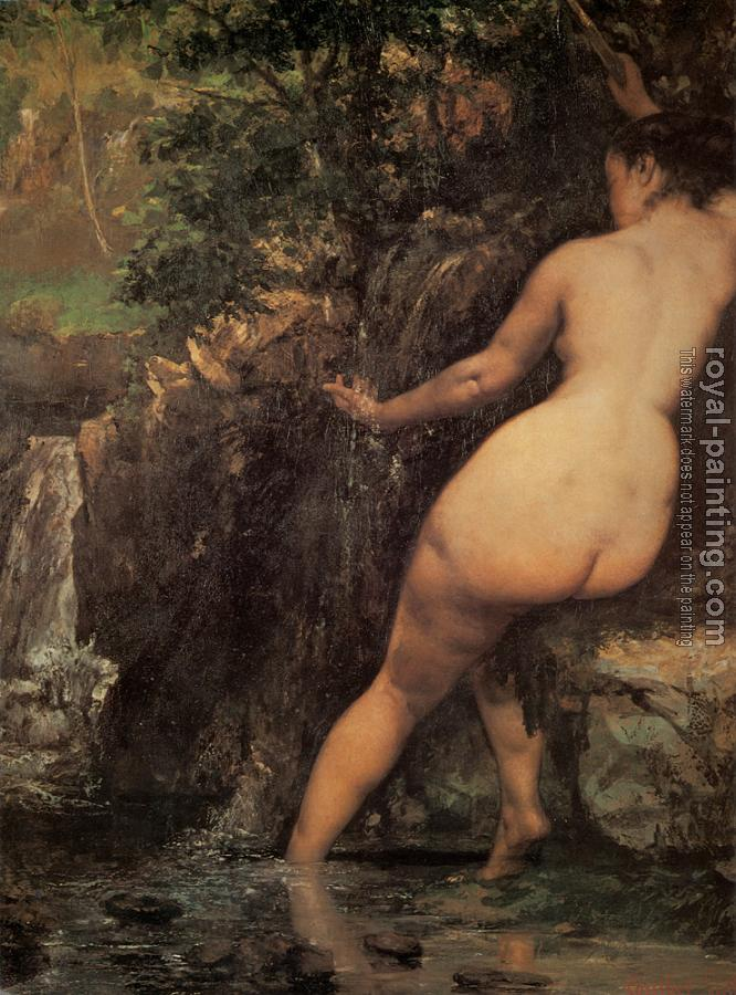 Gustave Courbet : The Source