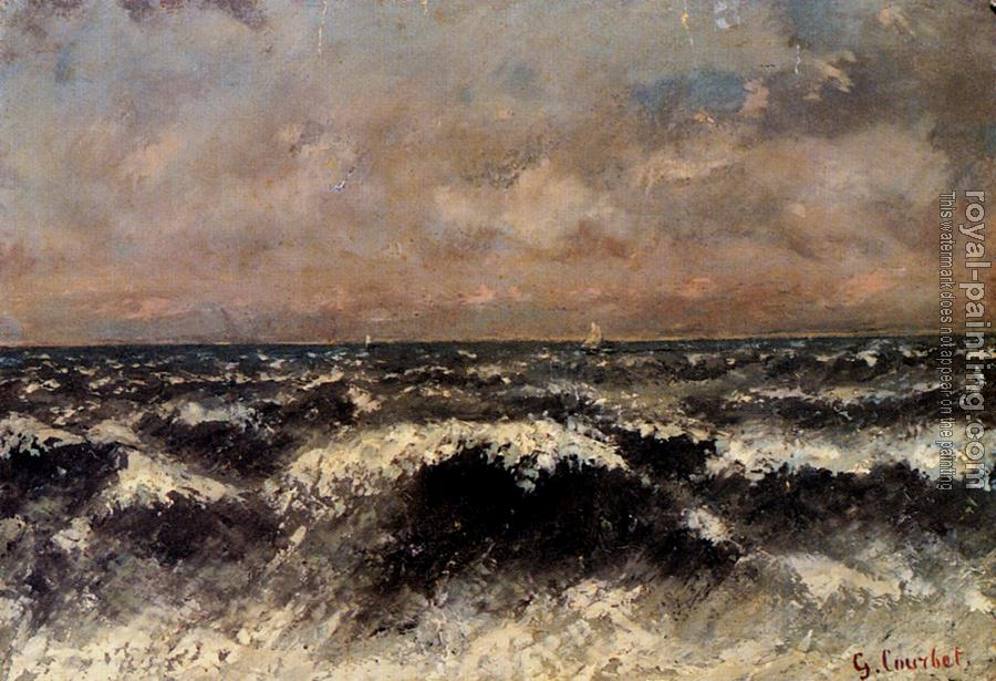 Gustave Courbet : Marine II