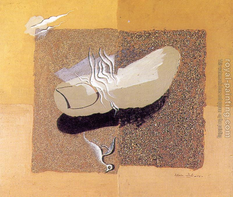 Salvador Dali : The Wounded Bird