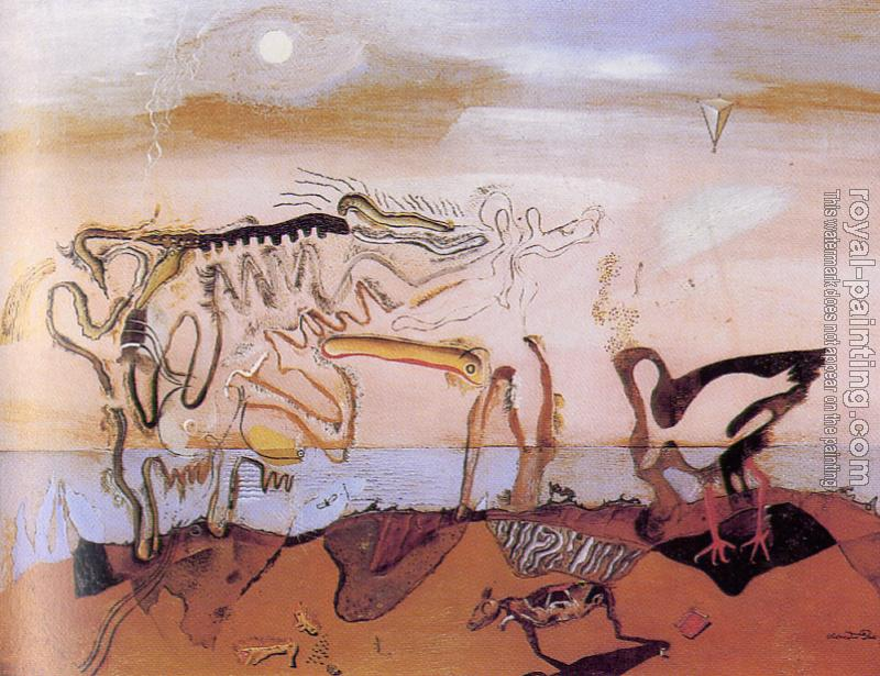 Salvador Dali : The Spectral Cow