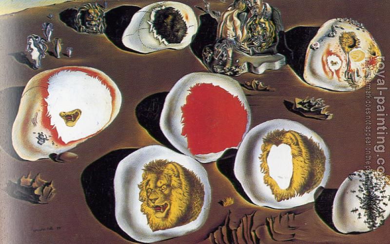 Salvador Dali : Accommodations of Desire