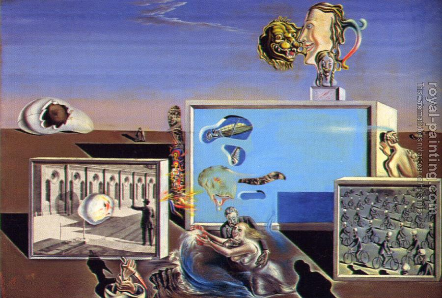 Salvador Dali : Illuminated Pleasures