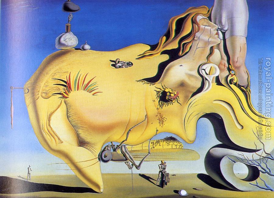 Salvador Dali : The Great Masturbator