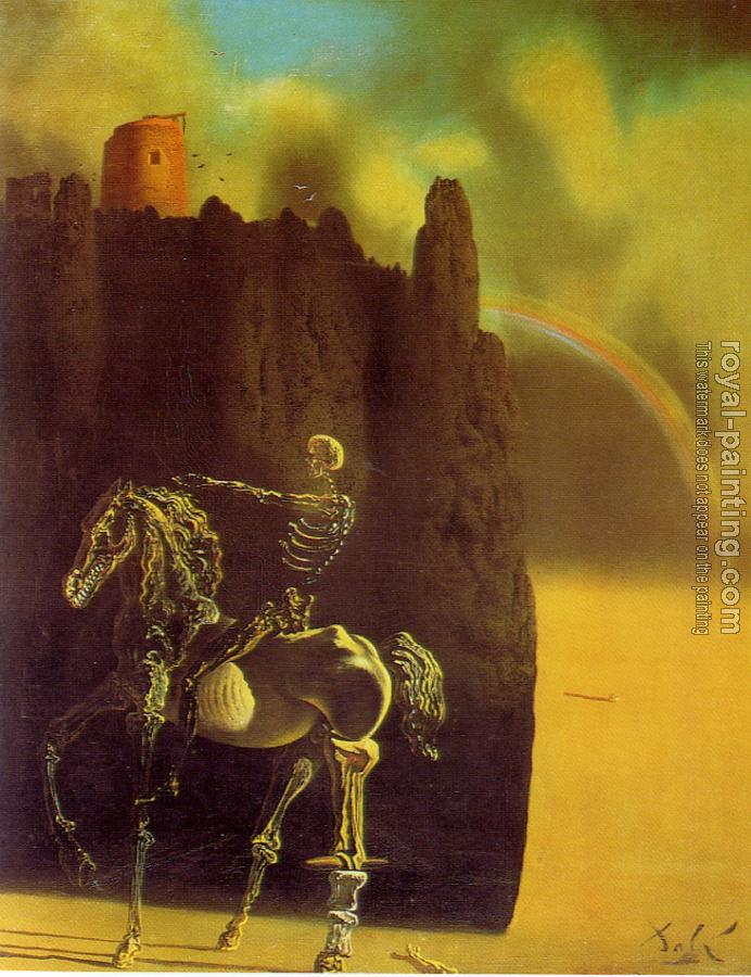 Salvador Dali : The Horseman of Death
