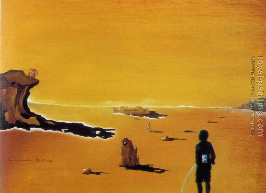 Surrealist Landscape Paintings Surrealist Landscape