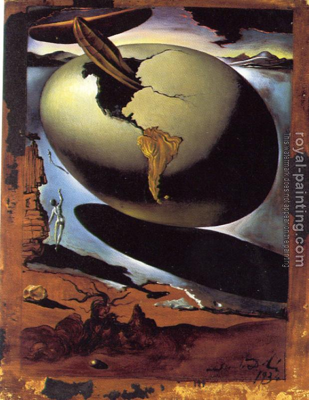 Salvador Dali : Allegory of An American Christmas