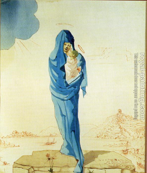 Salvador Dali : Day of the Virgin