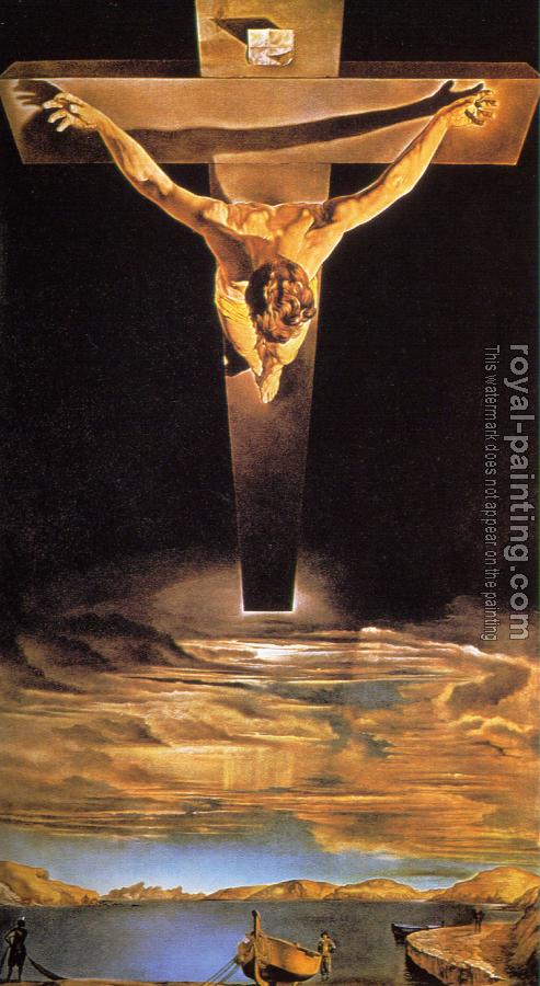 Salvador Dali : Christ of St.John of the Cross