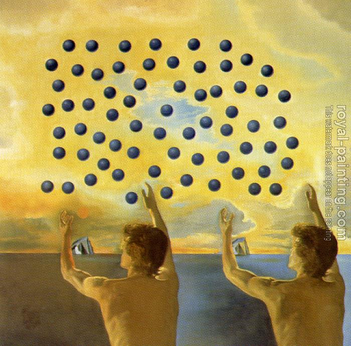 Salvador Dali : The Harmony of the Spheres