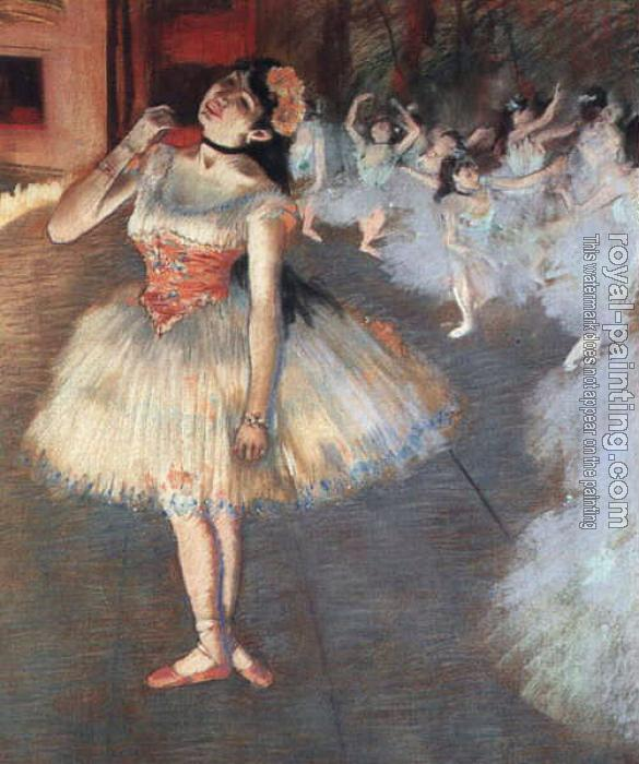 Edgar Degas : The Star