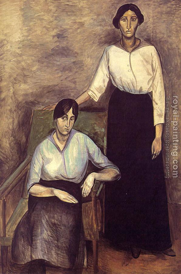Andre Derain : The Two Sisters