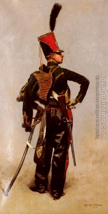 Edouard Detaille : A Napoleonic Officer