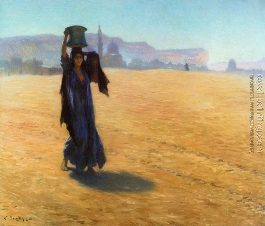 Ludwig Deutsch : The Water Carrier
