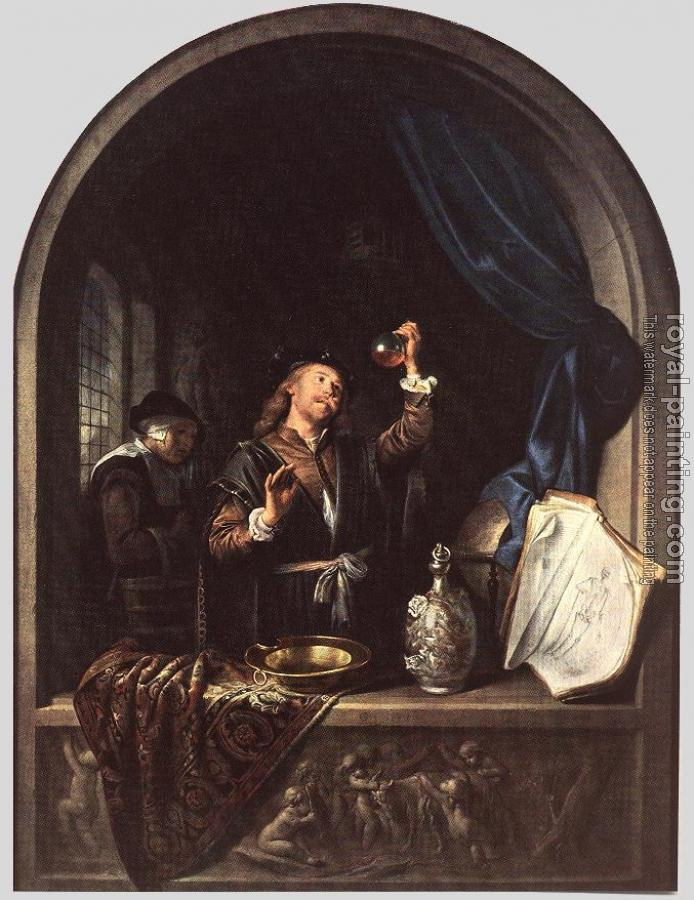Gerrit Dou : The Physician