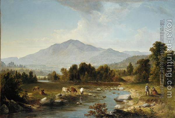Asher Brown Durand : High Point: Shandaken Mountains