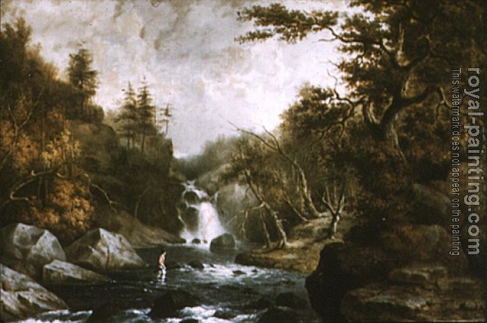 Asher Brown Durand : The Hunter