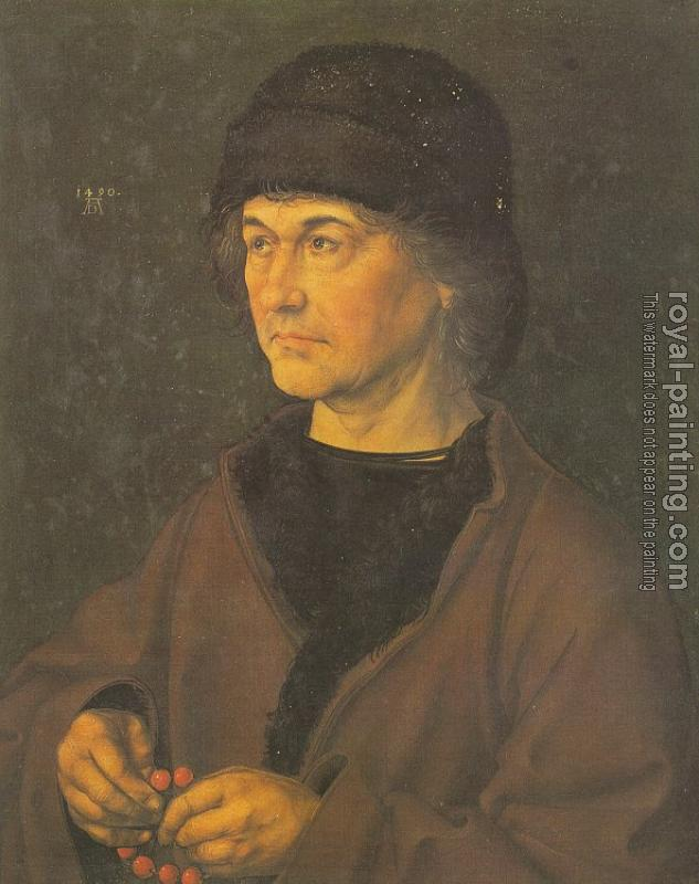Portrait of Durer's Father