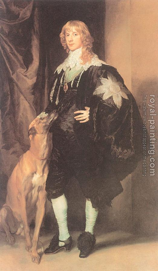 Anthony Van Dyck : James Stuart, Duke of Lennox and Richmond