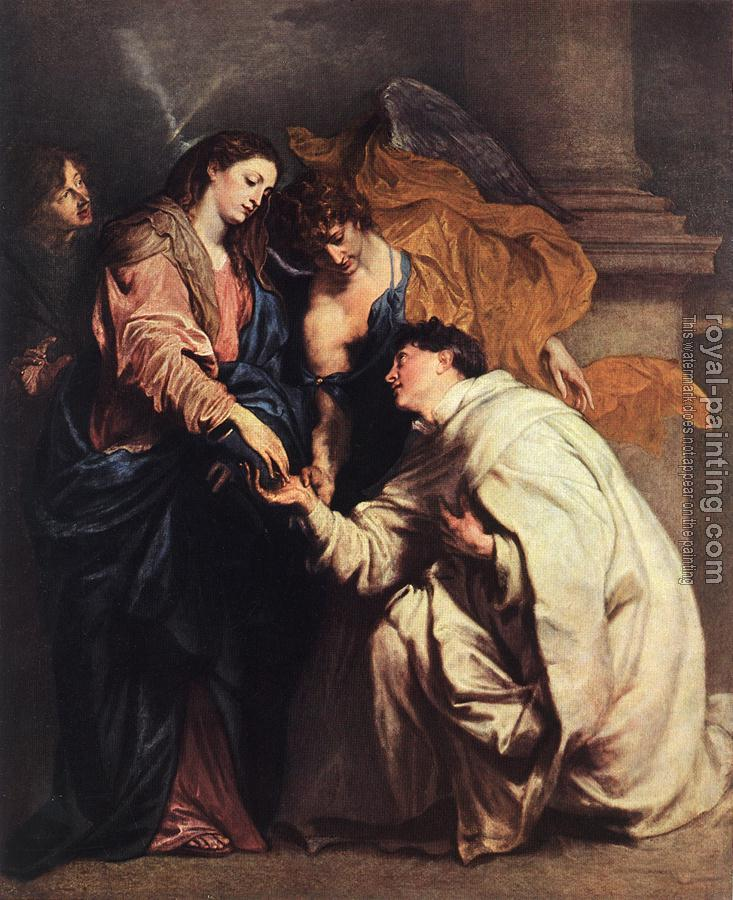 Anthony Van Dyck : Blessed Joseph Hermann
