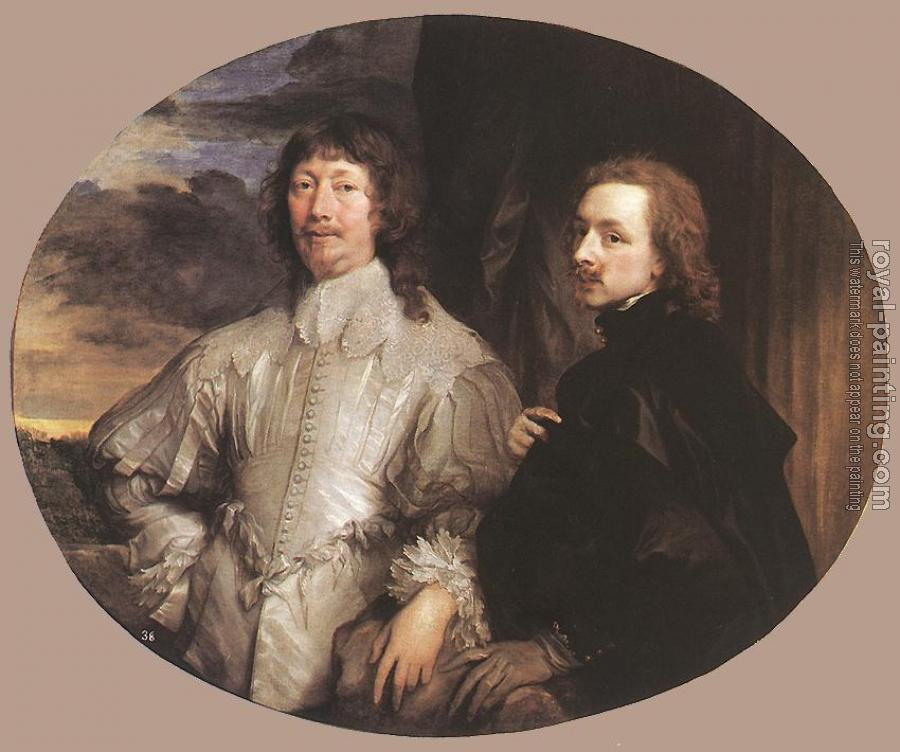 Anthony Van Dyck : Sir Endymion Porter and the Artist