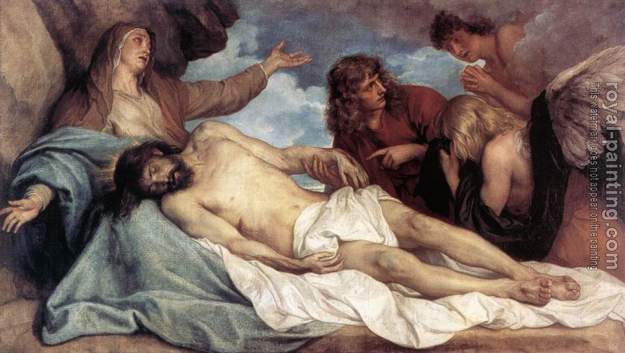 Anthony Van Dyck : The Lamentation of Christ