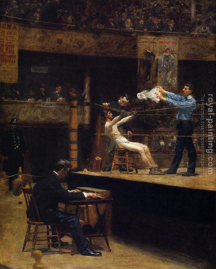 Thomas Eakins : Between Rounds II