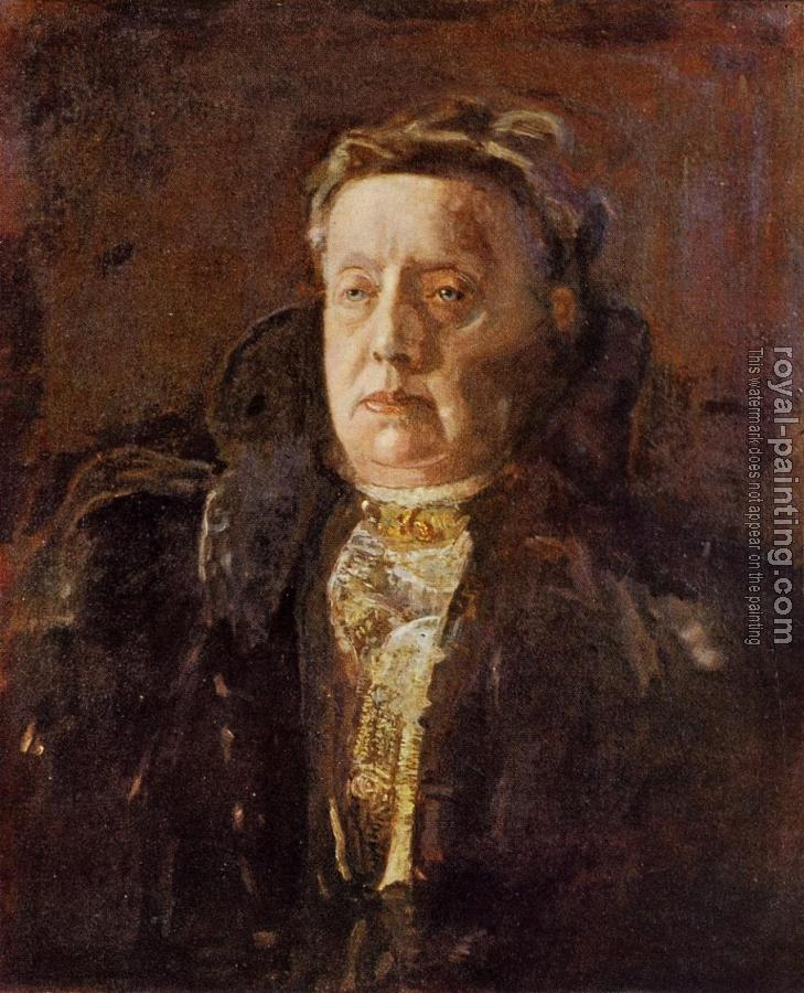 Thomas Eakins : Mrs. Gilbert Perker