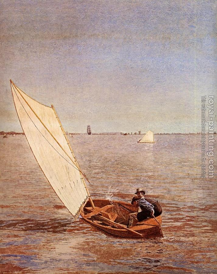 Thomas Eakins : Starting Out after Rail