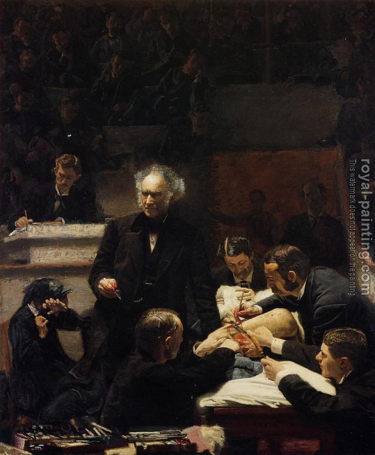 Thomas Eakins : The Gross Clinic