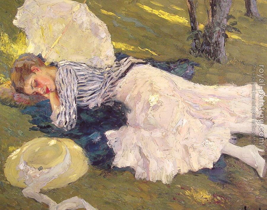 Edward Cucuel : Sleepy