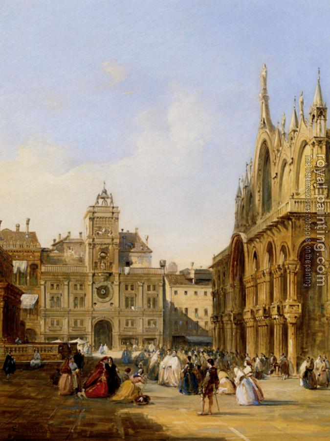 A View Of St Marks Square