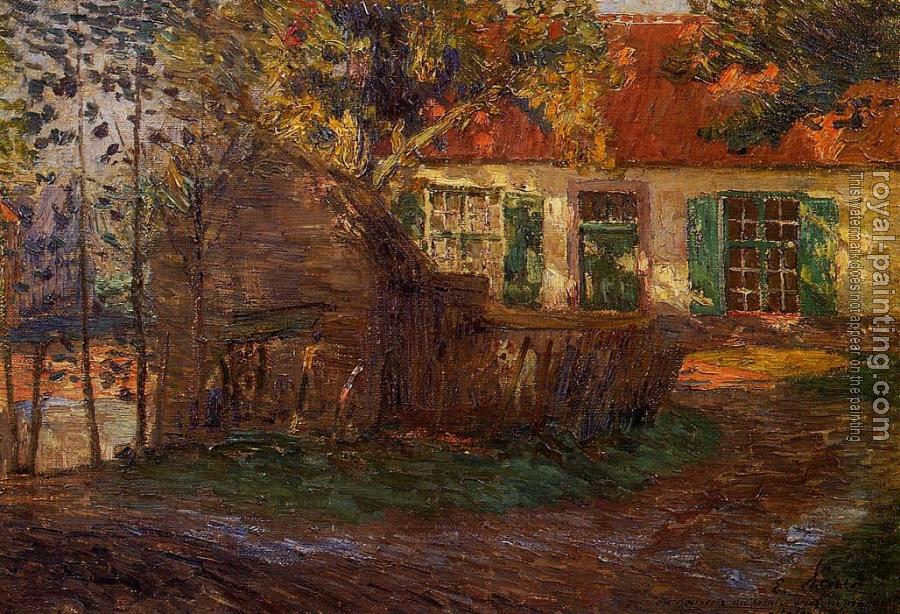 Emile Claus : The Farm