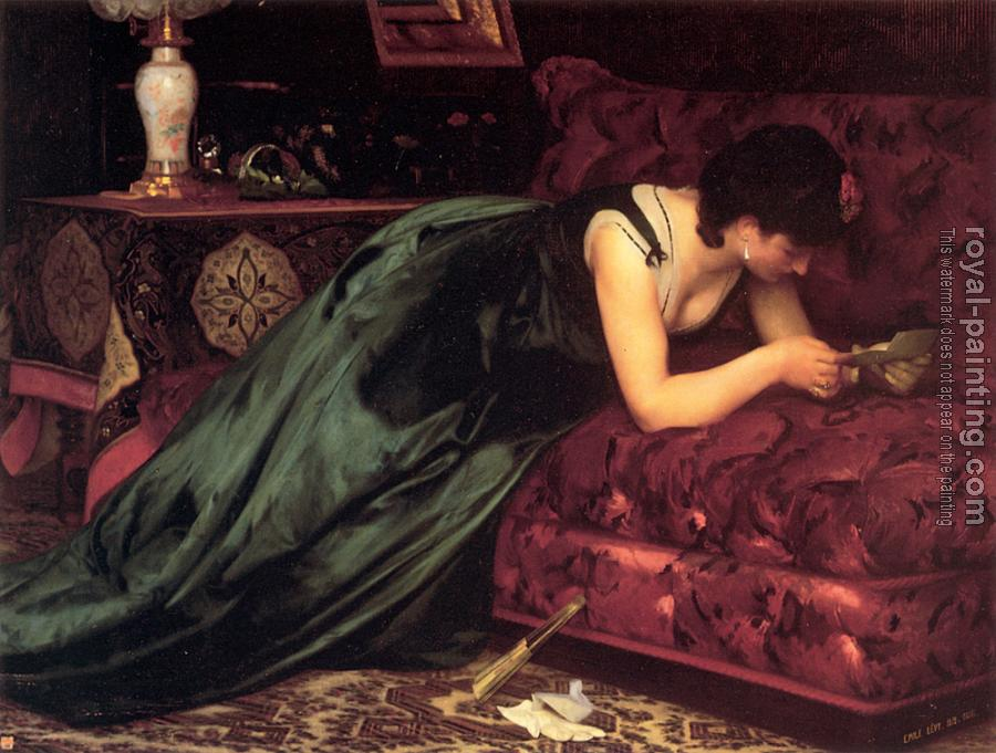Emile Levy : The Love Letter