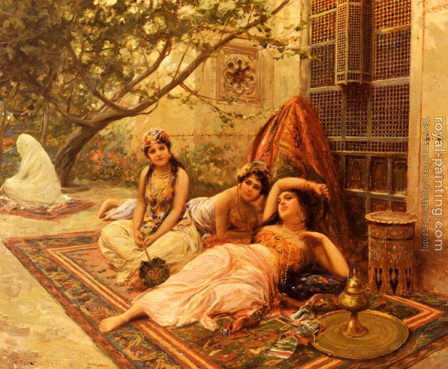 Fabio Fabbi : Girls of the Harem