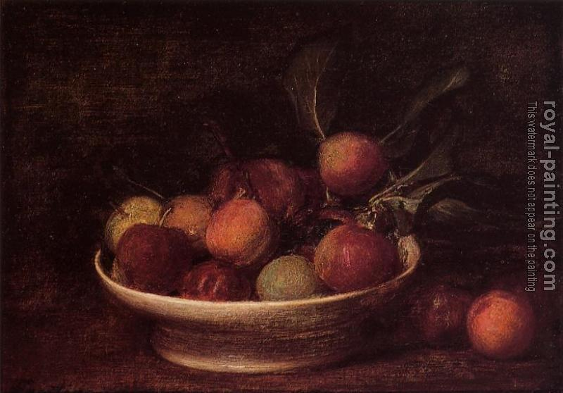 Plums and Peaches