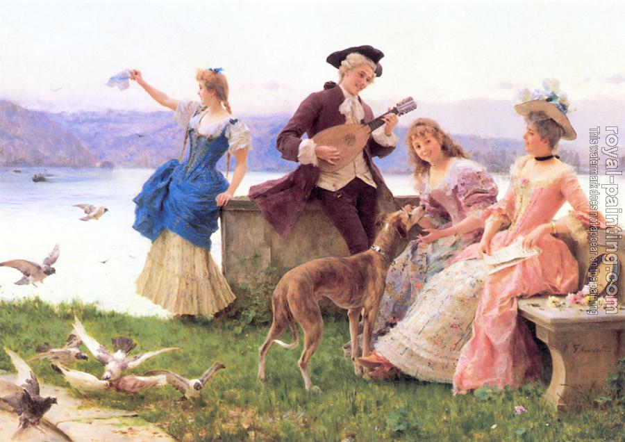 Federico Andreotti : A Day's Outing